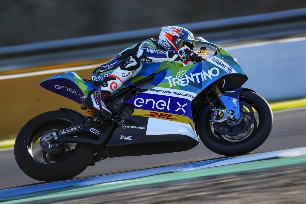 FALPER ON BOARD GRESINI MOTOE'S PROJECT    - Gresini Racing