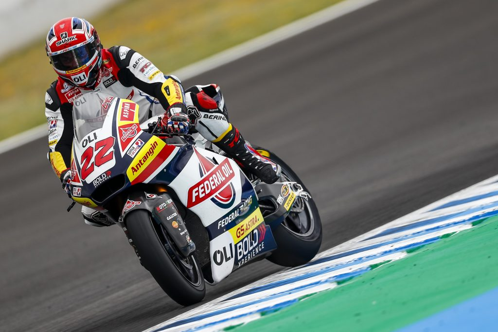 IMPORTANTI TEST A JEREZ DE LA FRONTERA PER IL TEAM FEDERAL OIL GRESINI - Gresini Racing