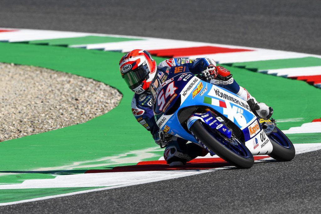 RODRIGO SUBITO SUL PEZZO AL MUGELLO, ROSSI AD UN SECONDO DALLA VETTA - Gresini Racing