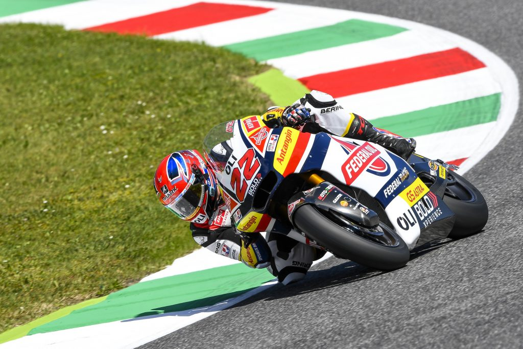 LOWES IN CRESCITA NEL VENERDÌ DELL'#ITALIANGP - Gresini Racing