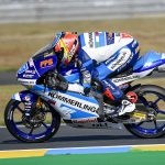 RODRIGO SETTLES FOR TOP 10 IN LE MANS FREE PRACTICE