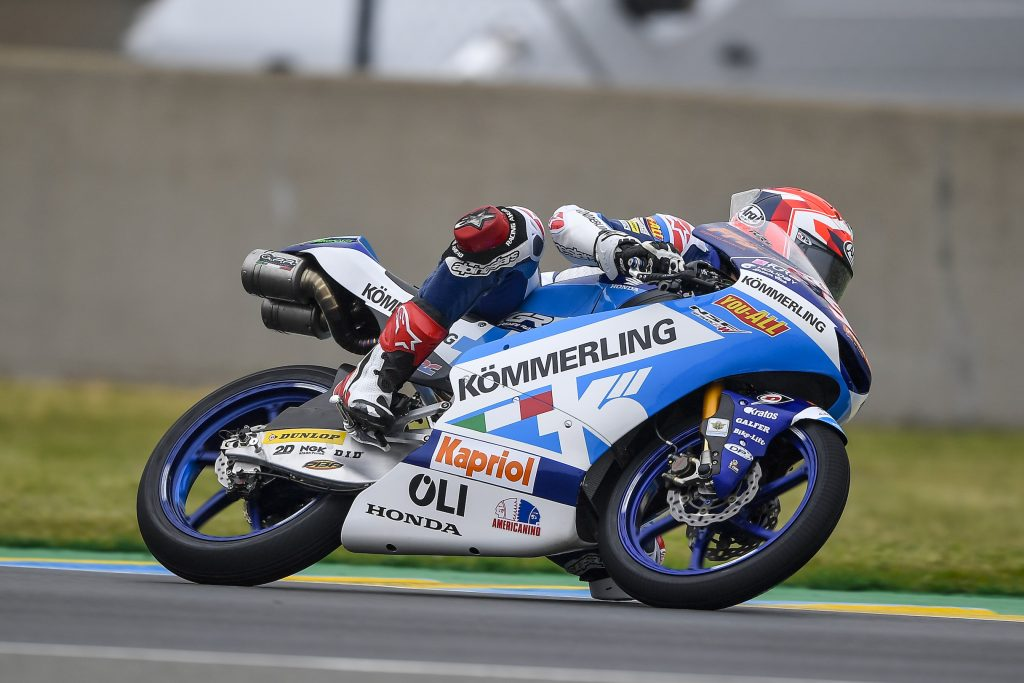TOP-5 QUALIFYING RESULT FOR RODRIGO AT LE MANS    - Gresini Racing