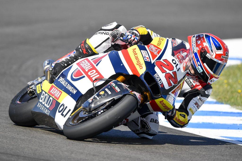 LOWES ALLA RICERCA IL MIGLIOR FEELING NELLE LIBERE DELLO #SPANISHGP - Gresini Racing