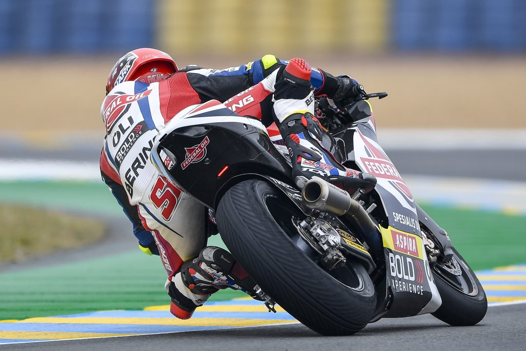 A SATURDAY TO FORGET FOR LOWES IN FRANCE - Gresini Racing