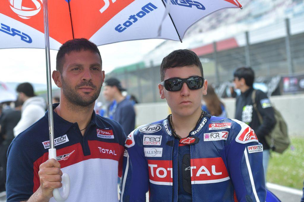 AD IMOLA IL ROUND3: JUNIOR TEAM TOTAL GRESINI AL COMPLETO   - Gresini Racing