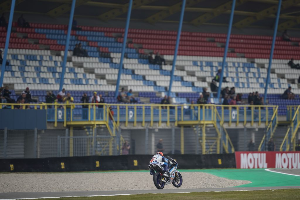 #DUTCHGP: TOP-5 FOR RODRIGO AS ROSSI LEARNS HIS WAY AROUND ASSEN      - Gresini Racing