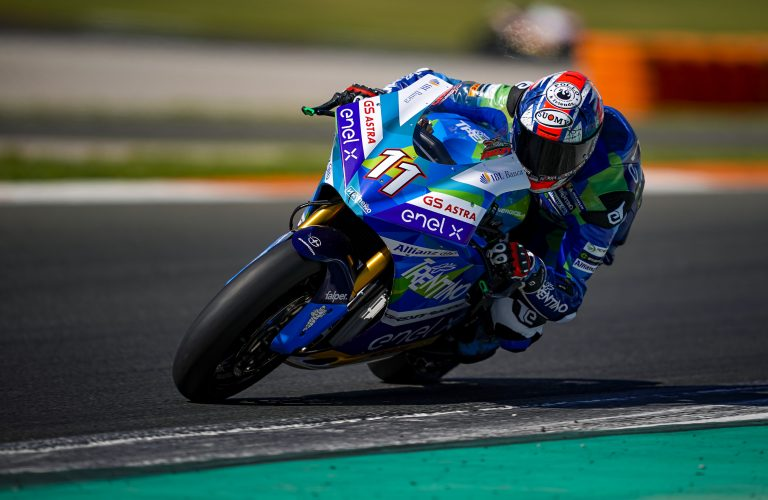 MOTOE TEST DRAWS TO A CLOSE AT VALENCIA ON HIGH NOTE
