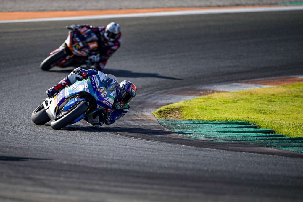TEST MOTOE COMPLETATI CON SUCCESSO A VALENCIA   - Gresini Racing