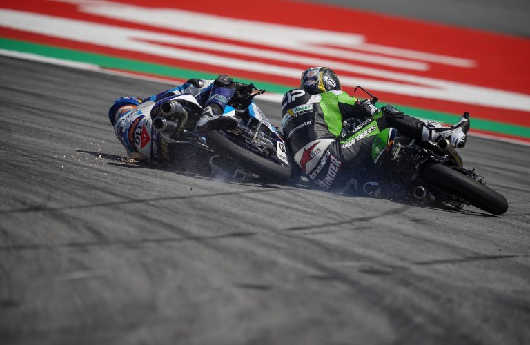 DISAPPOINTING OUTCOME FOR TEAM KÖMMERLING GRESINI IN THE HEAT OF MONTMELÓ