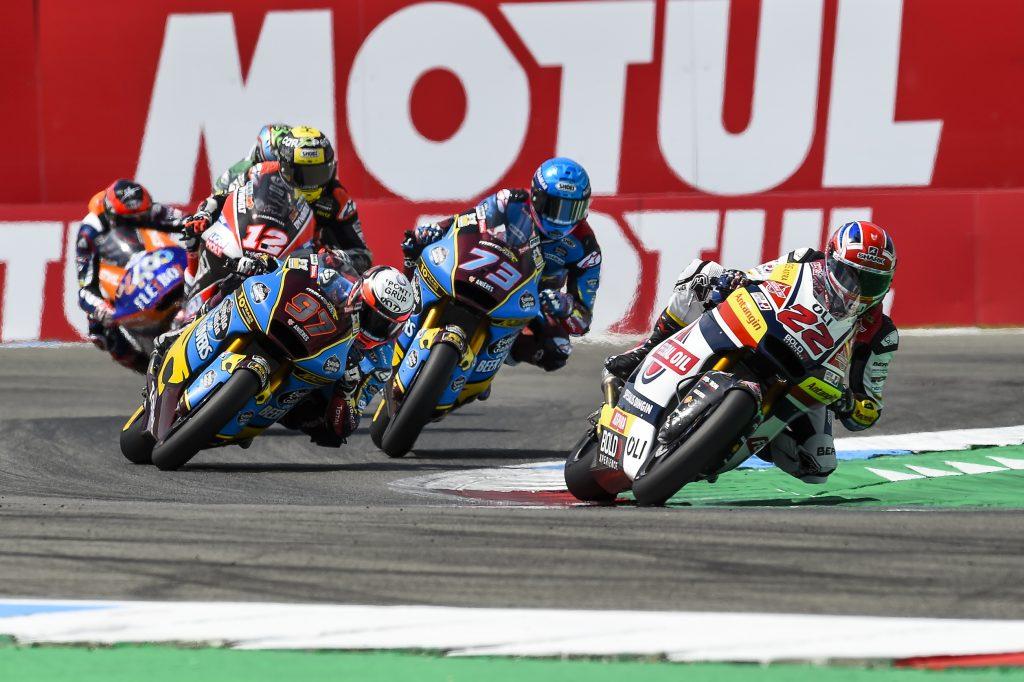 LOWES: UN FINE SETTIMANA QUASI PERFETTO - Gresini Racing