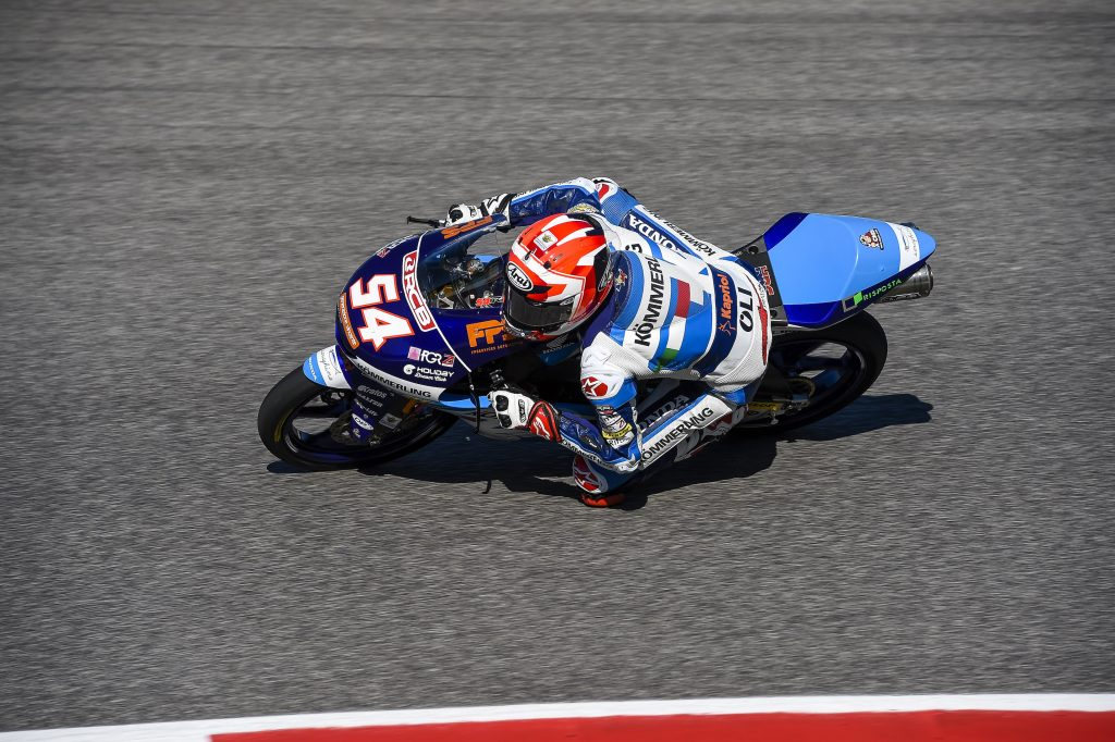 RODRIGO E ROSSI TO GIVE IT ANOTHER TRY AT MONTMELÓ       - Gresini Racing