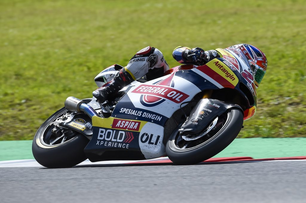 MONTMELÓ A BIG OPPORTUNITY FOR LOWES - Gresini Racing