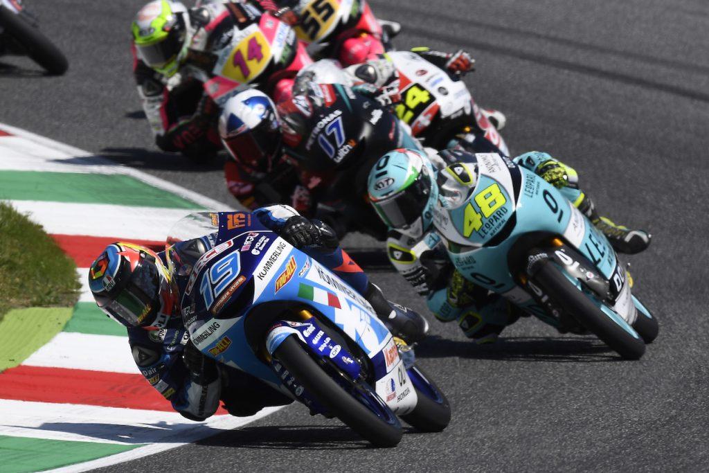 DELUSIONE MUGELLO: RODRIGO FUORI SUBITO, ROSSI LONTANO   - Gresini Racing