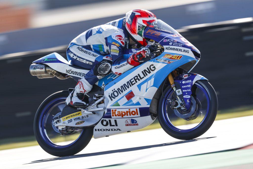 #DUTCHGP: RODRIGO TOP10 CON PENALITÀ, ROSSI RIMANDATO A DOMANI - Gresini Racing