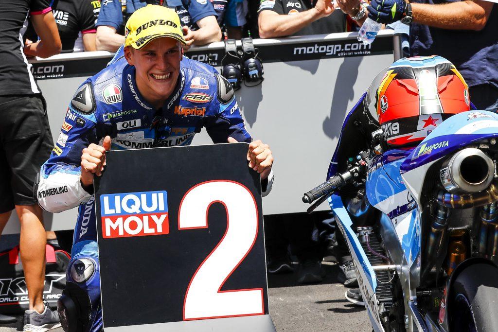 #ITALIANGP: RODRIGO FIRMA IL SECONDO PARC FERMÉ MOTO3 DELLA STAGIONE   - Gresini Racing