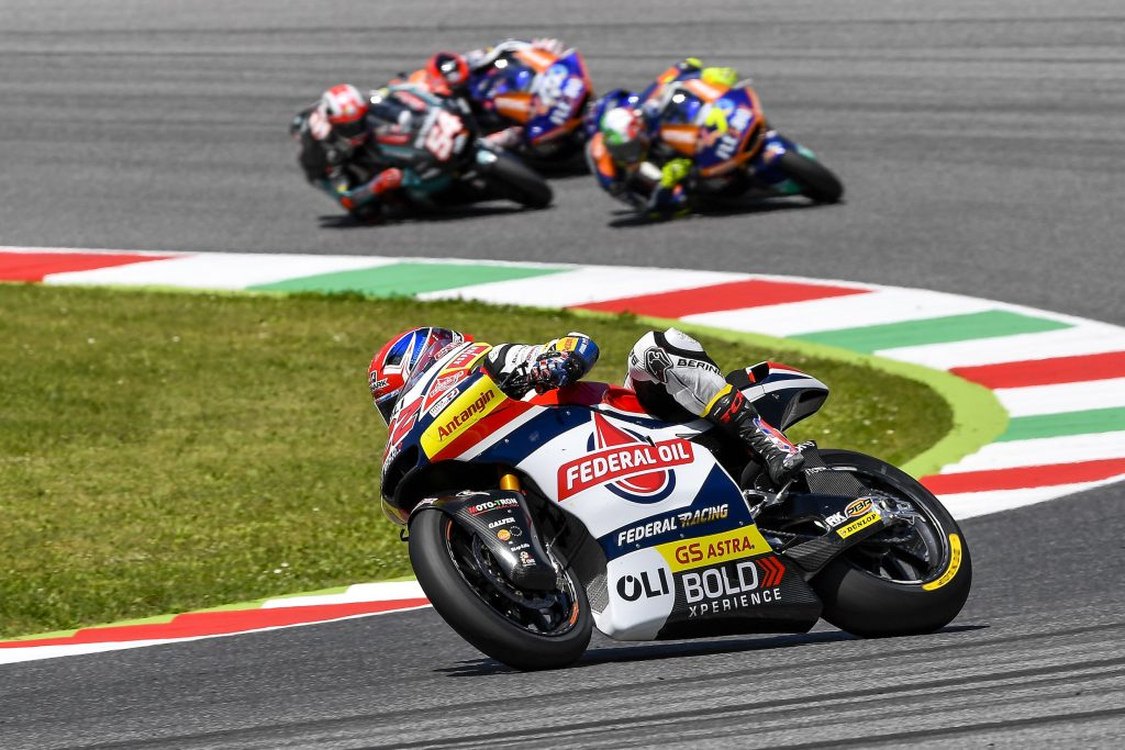 LOWES BACK IN THE POINTS AT MUGELLO - Gresini Racing