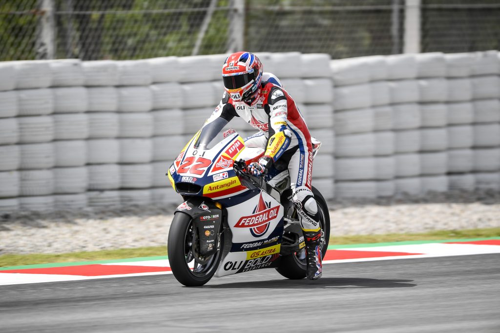 PRIMA DOPPIETTA STAGIONALE PER IL TEAM FEDERAL OIL GRESINI MOTO2 - Gresini Racing
