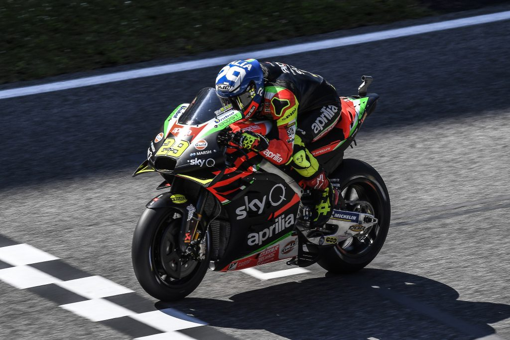 GP DI CATALUNYA CON ESPARGARÓ, IANNONE E SMITH - Gresini Racing