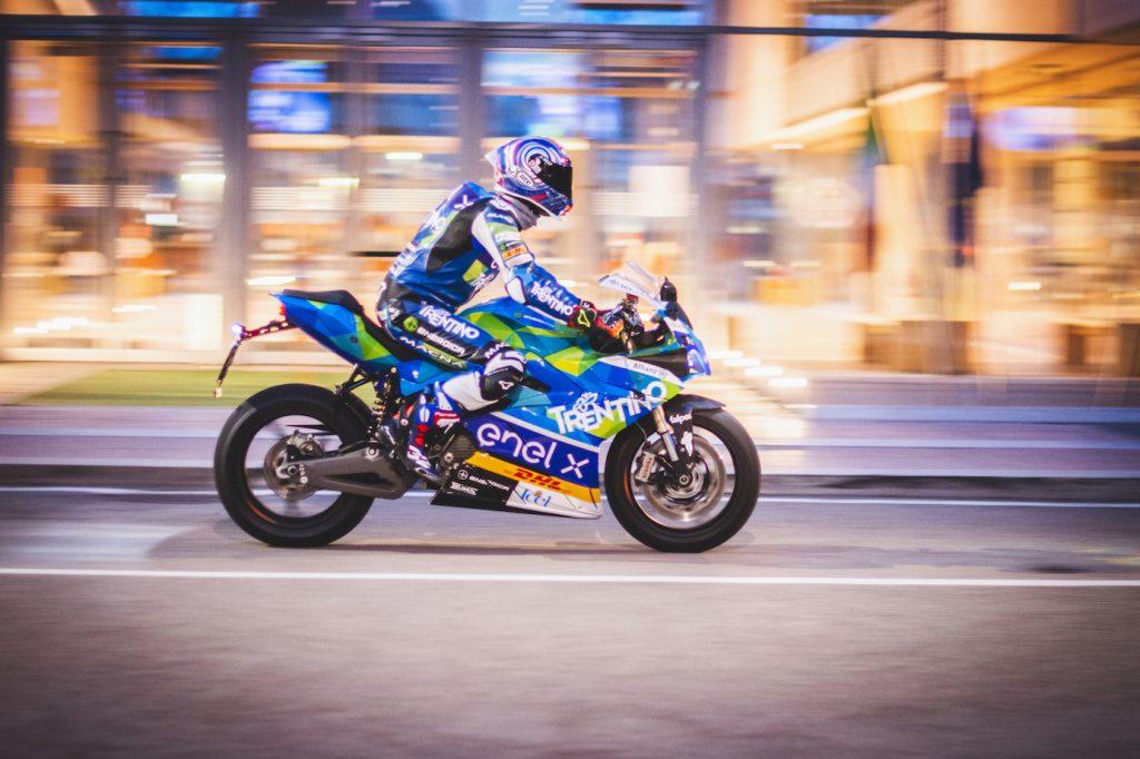 TRENTINO: LA PALESTRA A CIELO APERTO DEL TEAM GRESINI MOTOE   - Gresini Racing