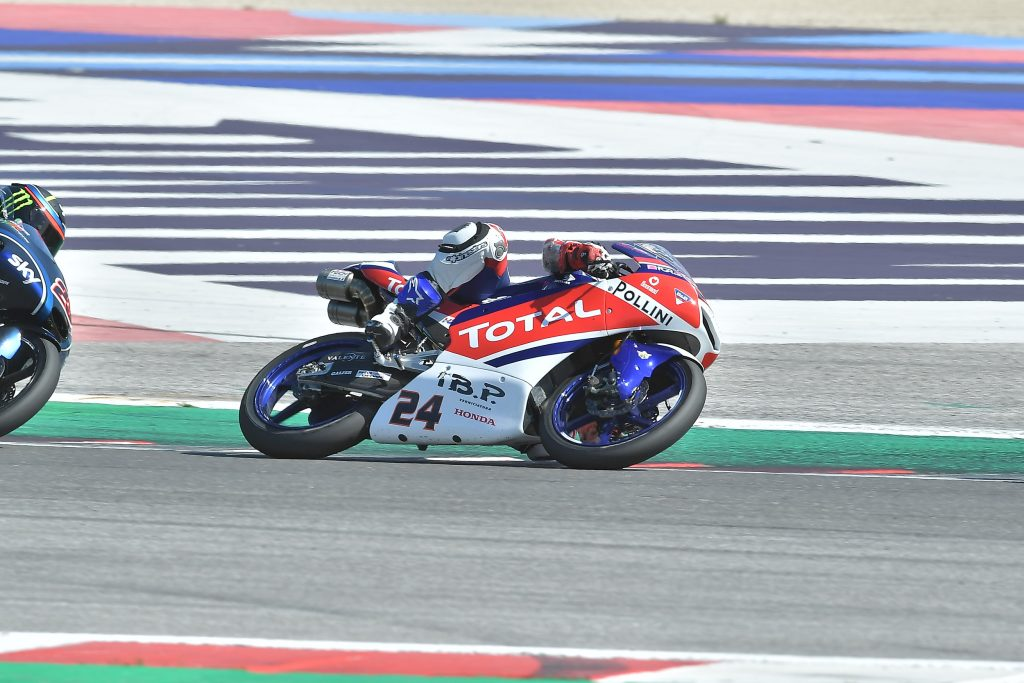 JUNIOR TEAM TOTAL GRESINI: SI TORNA A MISANO PER IL ROUND4 - Gresini Racing