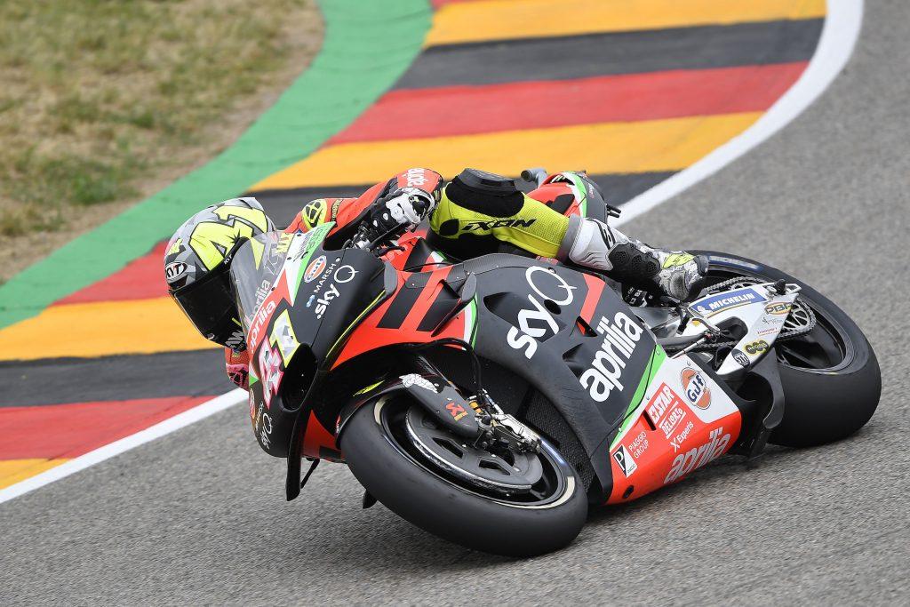 ALEIX A CINQUE MILLESIMI DALLA TOP TEN - Gresini Racing