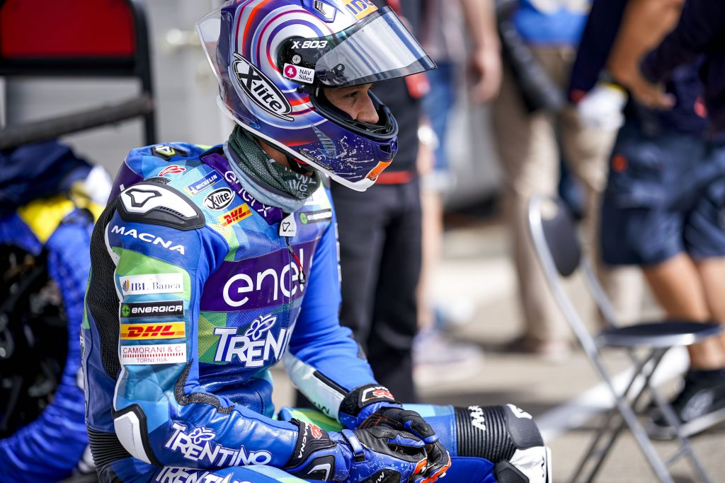 E-POLE AL SACHSENRING: FERRARI IN SECONDA FILA, SAVA SFIORA LA TOP10   - Gresini Racing
