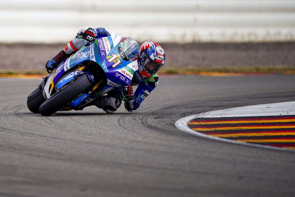 TOP-FIVE RESULT FOR FERRARI IN FIRST HISTORICAL MOTOE RACE    - Gresini Racing