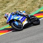 MOTOE DEBUT: TOP-TEN FOR FERRARI, SAVADORI CRASHES OUT