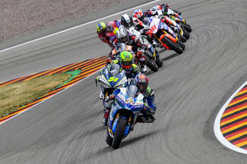 TOP5 PER FERRARI NELLA PRIMA STORICA GARA MOTOE   - Gresini Racing