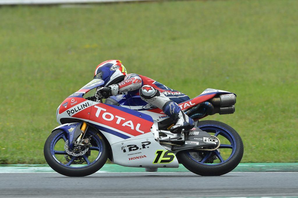 MISANO RACE2: TACCINI 2º, MIGLIOR RISULTATO STAGIONALE DEL JUNIOR TEAM - Gresini Racing