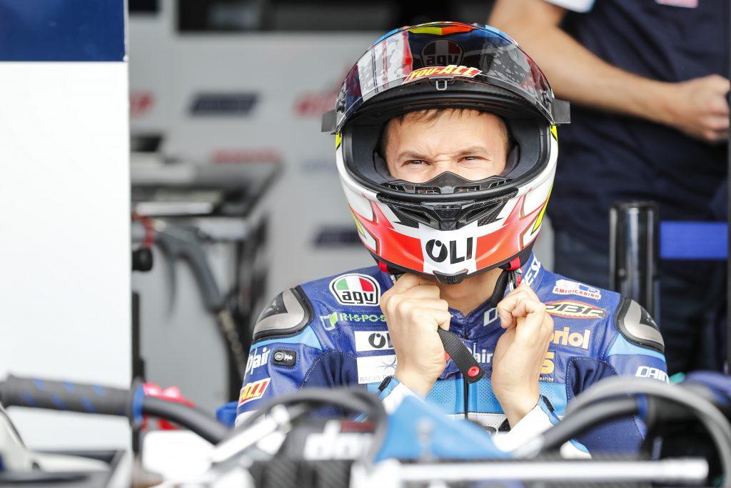 RODRIGO IN CRESCITA NEL VENERDÌ DEL #GERMANGP - Gresini Racing