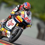 THIRTEENTH PLACE FOR LOWES IN #GERMANGP QUALIFYING