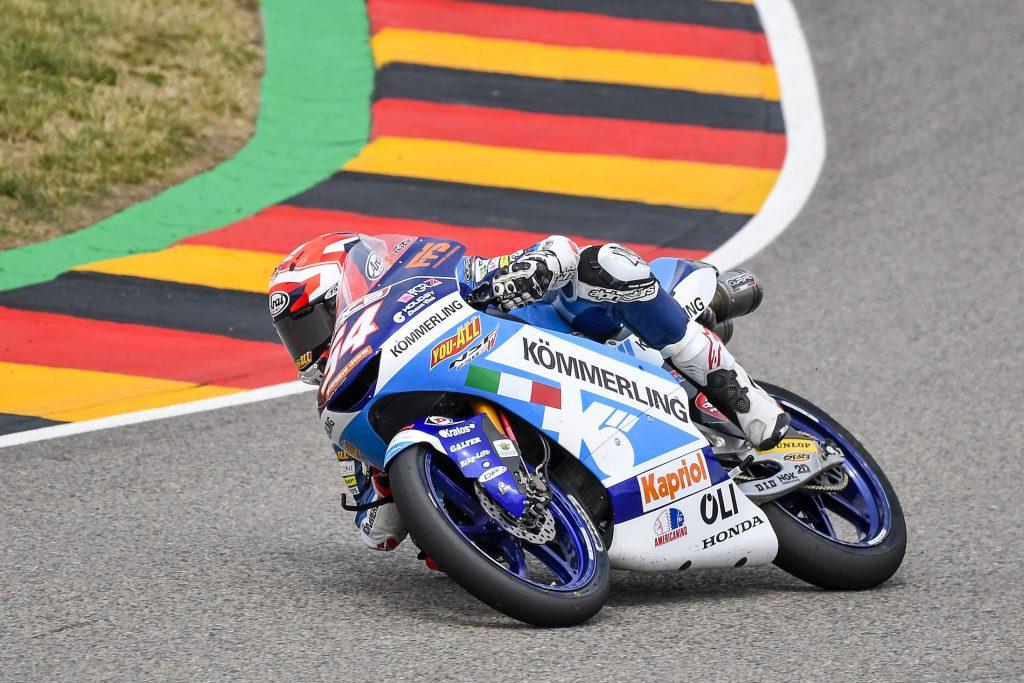 LA MALEDIZIONE DEL #GERMANGP SI ABBATTE SU RODRIGO - Gresini Racing