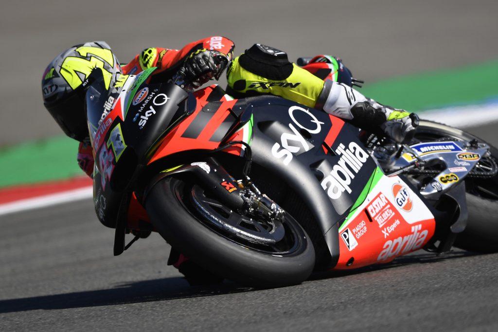 AL SACHSENRING L'ULTIMO GP PRIMA DELLA PAUSA ESTIVA - Gresini Racing