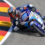 THIRD ROW FOR RODRIGO AFTER GERMAN QUALIFYING