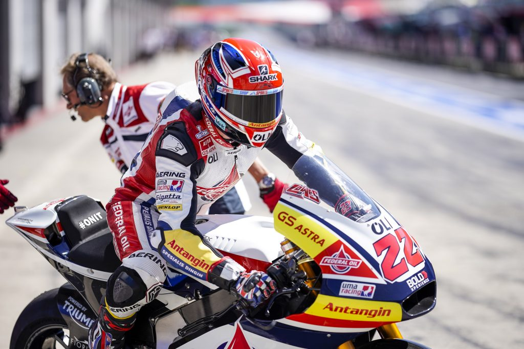 LOWES LOOKING FOR NO EXCUSES AFTER TERRIBLE QUALIFYING - Gresini Racing