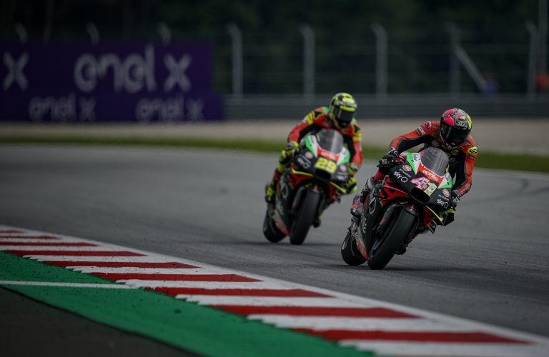 ESPARGARÓ IN THE POINTS IN THE AUSTRIAN GP