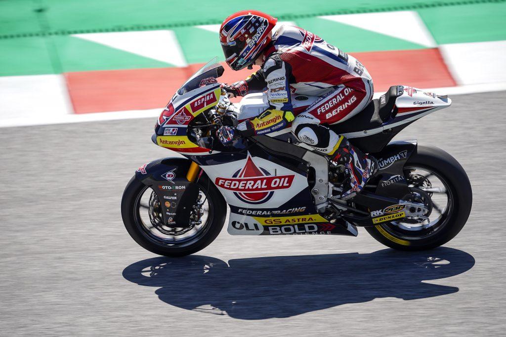 #BRITISHGP: LOWES PREPARA IL GP PIÙ AMATO   - Gresini Racing