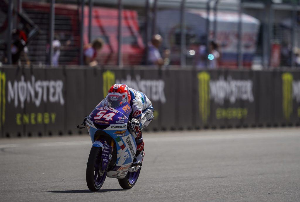 ROSSI SUBITO FUORI, BRNO DA DIMENTICARE - Gresini Racing