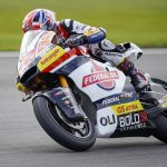 LOWES STARTS ON RIGHT FOOT AT SILVERSTONE