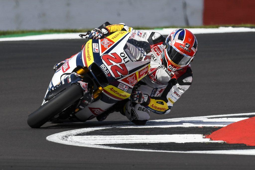 TERZA FILA NEL GP DI CASA PER SAM LOWES   - Gresini Racing