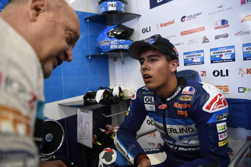 SILVERSTONE: ALCOBA BACK IN THE LINE-UP, ROSSI TO RIDE THROUGH PAIN    - Gresini Racing
