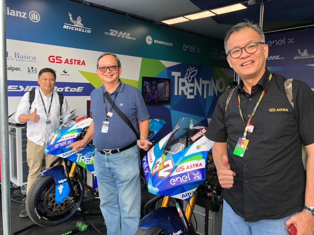 2020: GS ASTRA SPOSA NUOVAMENTE IL PROGETTO GRESINI MOTOE   - Gresini Racing