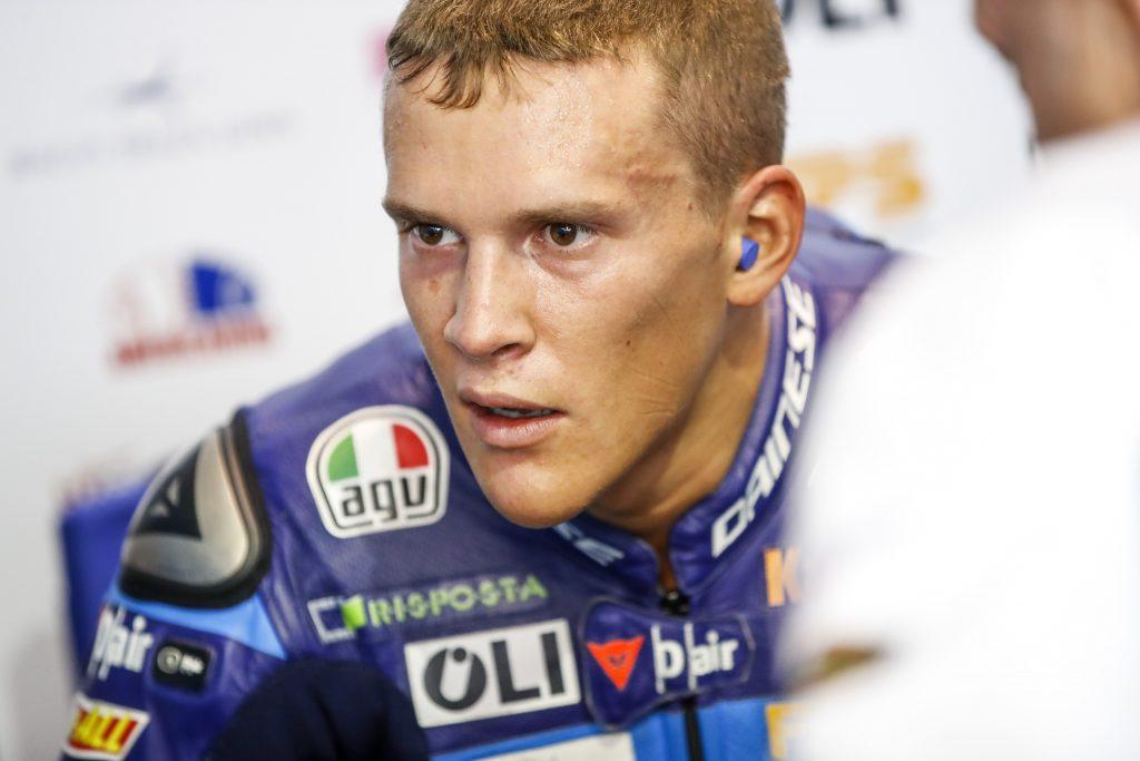 VENERDÌ NERO A BRNO: DOPPIA FRATTURA PER RODRIGO - Gresini Racing