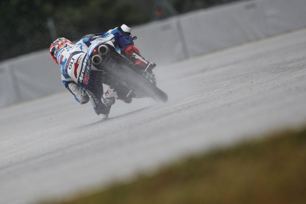RODRIGO RIPOSO FORZATO, ROSSI FATICA A BRNO - Gresini Racing