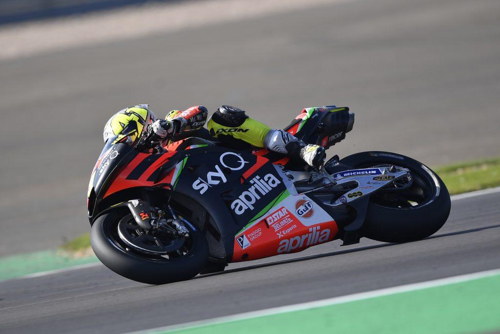 ALEIX DODICESIMO NELLE QUALIFICHE DI SILVERSTONE - Gresini Racing