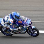 ALCOBA SURPRISES WITH PROVISIONAL Q2 TIME AT #BRITISHGP