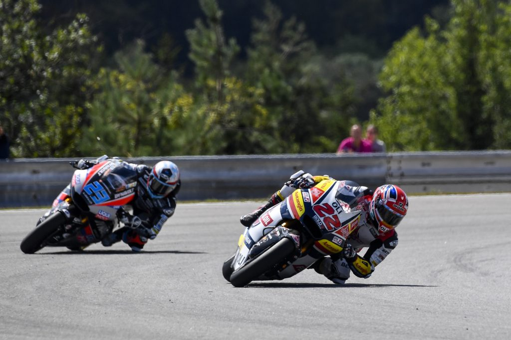 #CZECHGP: OCCASIONE PERSA PER LOWES - Gresini Racing