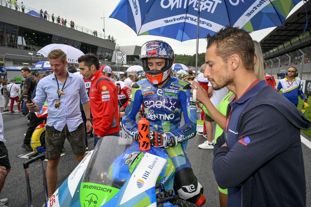 FERRARI SI CONFERMA: TOP5 ANCHE IN AUSTRIA - Gresini Racing