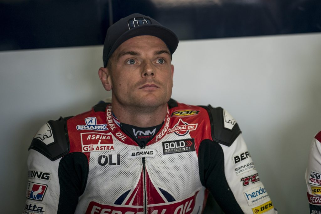 #ARAGONGP: LA TERZA FILA NON SODDISFA LOWES - Gresini Racing